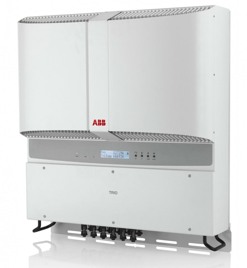 Сетевой инвертор ABB PVI 12.5-TL-OUTD