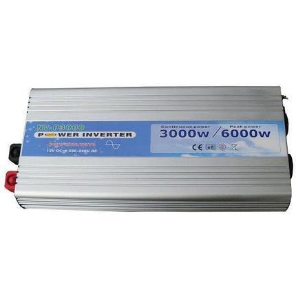 Инвертор NV-P 3000Вт/12В-220В, фото 2