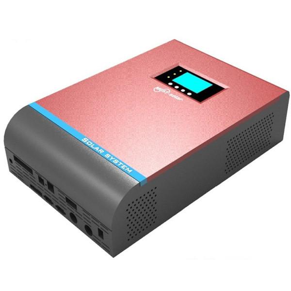 Автономный инвертор SANTAKUPS & MUST PH18-4K MPK (3,2кВ, 1-фазный, 1 MPPT-контроллер)