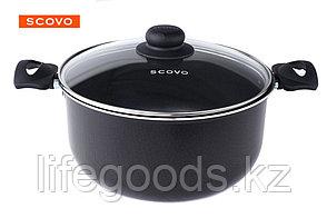 Кастрюля Scovo Consul, 4,5 л, с крышкой RC-026, фото 2