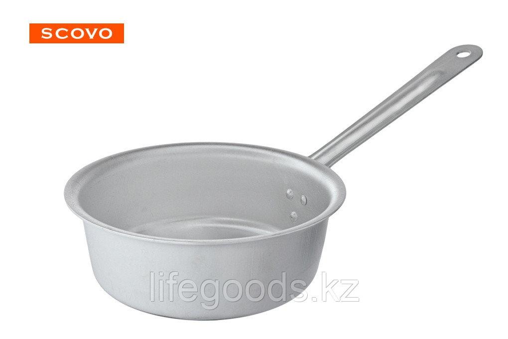 Ковш алюминиевый, 1,2 л, без крышки МТ-018