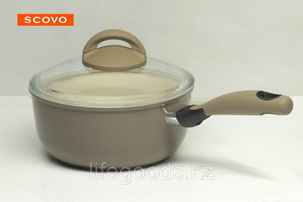 Ковш Nature Ceramic, 1,9 л, с крышкой NU-034