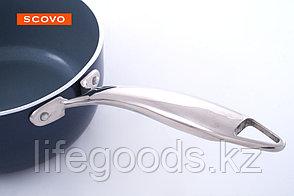 Ковш Nano Ceramic, 1,8 л, с крышкой NA-034, фото 2