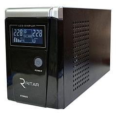 Источники бесперебойного питания RITAR RTSW-800 LCD