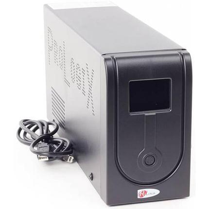 Источники бесперебойного питания ProLogix Standart 1200 LCD+USB, фото 2
