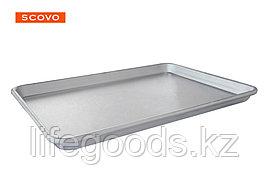 Поддон алюминиевый 63x46 см, без крышки МШ-009