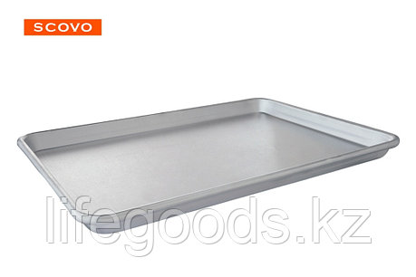 Поддон алюминиевый 63x46 см, без крышки МШ-009, фото 2