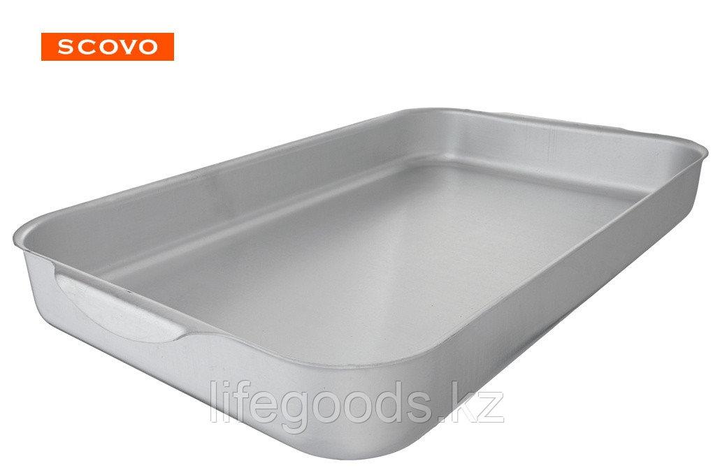 Поддон алюминиевый 54x34 см, без крышки МШ-008