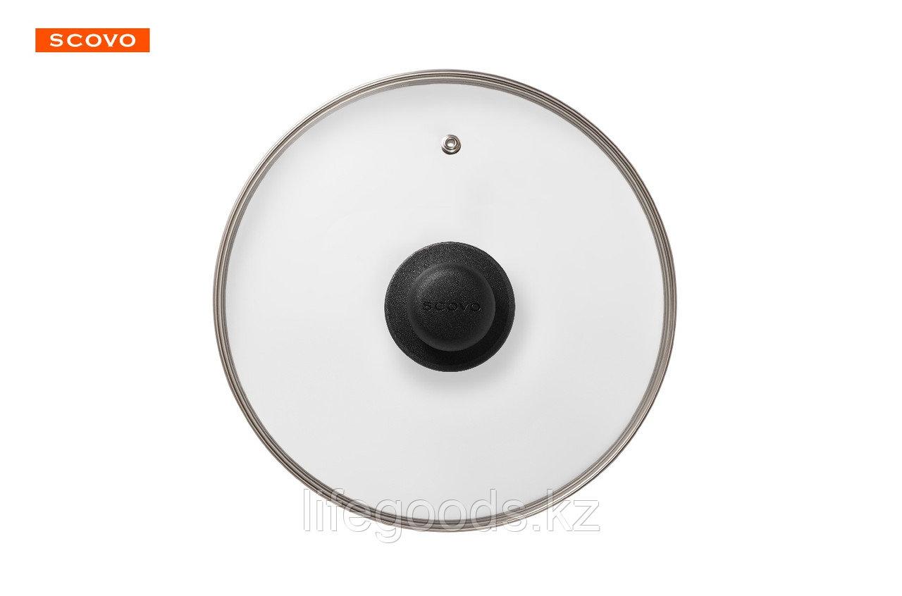 Крышка стеклянная Scovo, 24 см KC-004