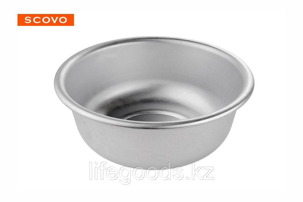 Миска алюминиевая, 6,8 л, без крышки МТ-113