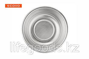 Миска алюминиевая, 6,8 л, без крышки МТ-113, фото 2