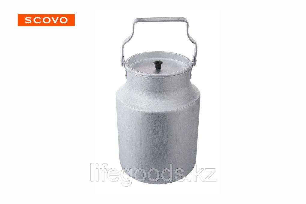 Бидон алюминиевый, 10 л МТ-080