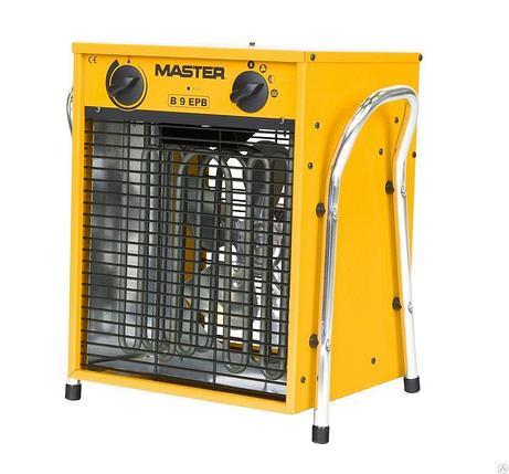 Электрический нагреватель воздуха Master B 9 EPB, фото 2