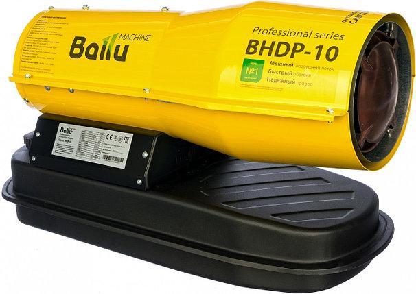 Газовая тепловая пушка Ballu BHG-60, фото 2