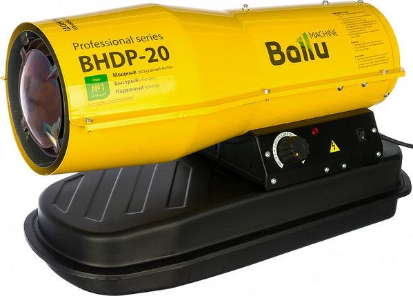 Дизельная тепловая пушка прямого нагрева BALLU BHDP-20, фото 2