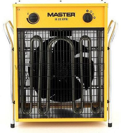 Электрический нагреватель воздуха Master B 22 EPB, фото 2