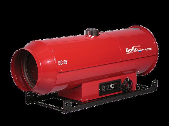 Теплогенератор подвесной дизельный Ballu EC/S 55, фото 2