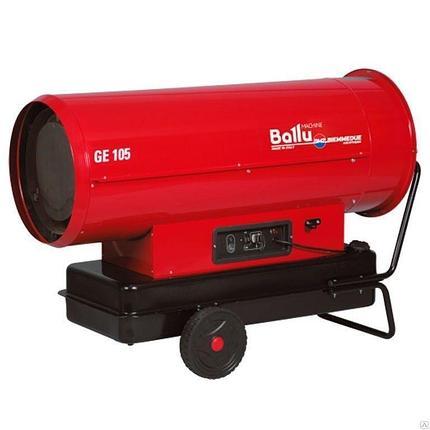 Пушка тепловая Ballu-Biemmedue GE 105, фото 2
