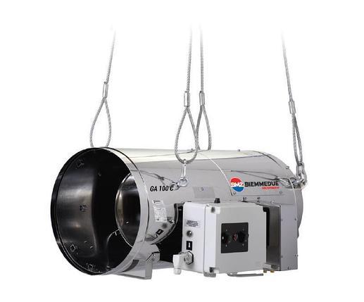 Теплогенератор прямого нагрева Ballu GA/N 100 - C, фото 2