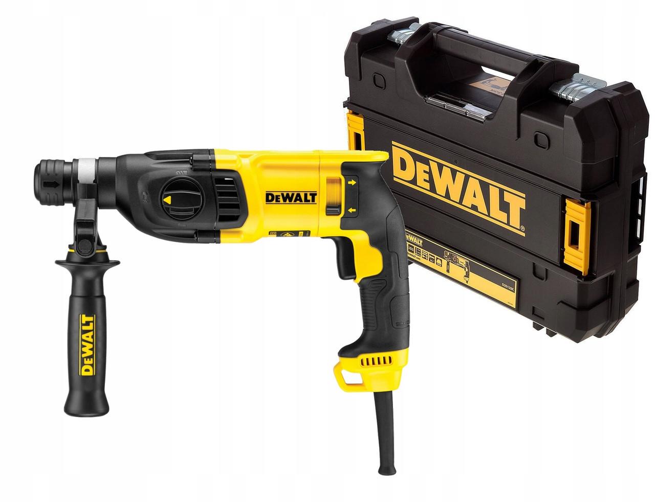 Перфоратор DeWalt D25133K