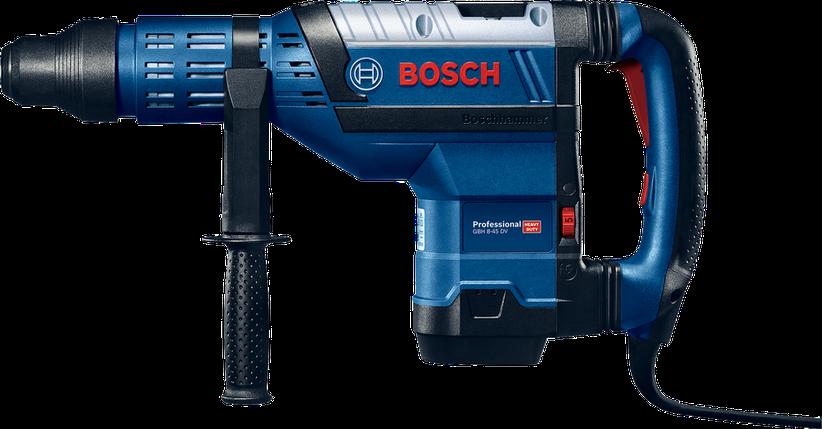 Перфоратор Bosch GBH 8-45 DV, фото 2