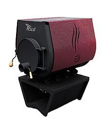Отопительная печь Rud Pyrotron Кантри 02 с варочной поверхностью (отапливаемая площадь 120 кв.м. х 2,5 м)
