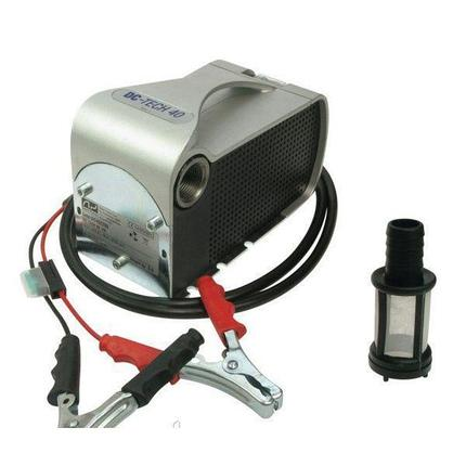 Насос для перекачки дизельного топлива DC-TECH 24/40, фото 2