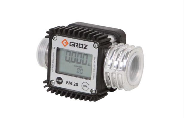 Счетчик цифровой Groz FM/20/0-1/BSP, фото 2