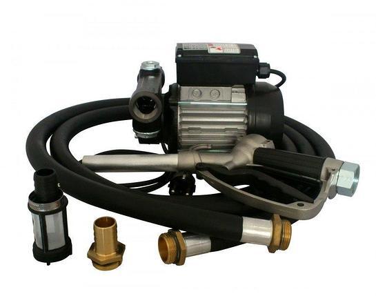 Насос для перекачки дизельного топлива LIGHT PUMP 220/40, фото 2