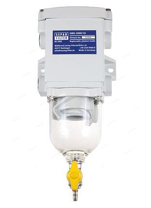 Топливный фильтр SEPAR 2000/10, фото 2