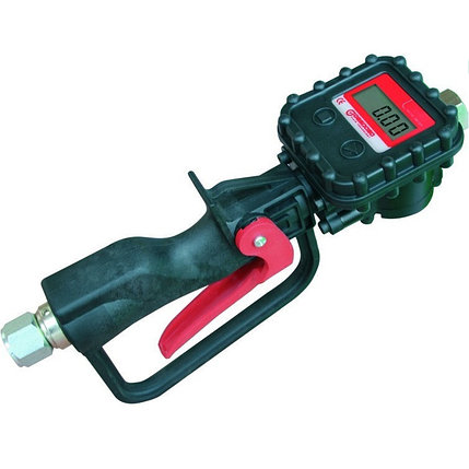 Механический кран-счетчик для масла PMGE-40, фото 2