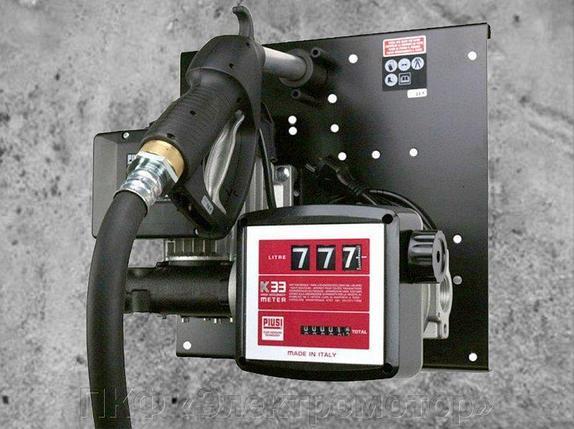 Мобильный топливный модуль для дизельного топлива Piusi ST Panther 56 A60, фото 2
