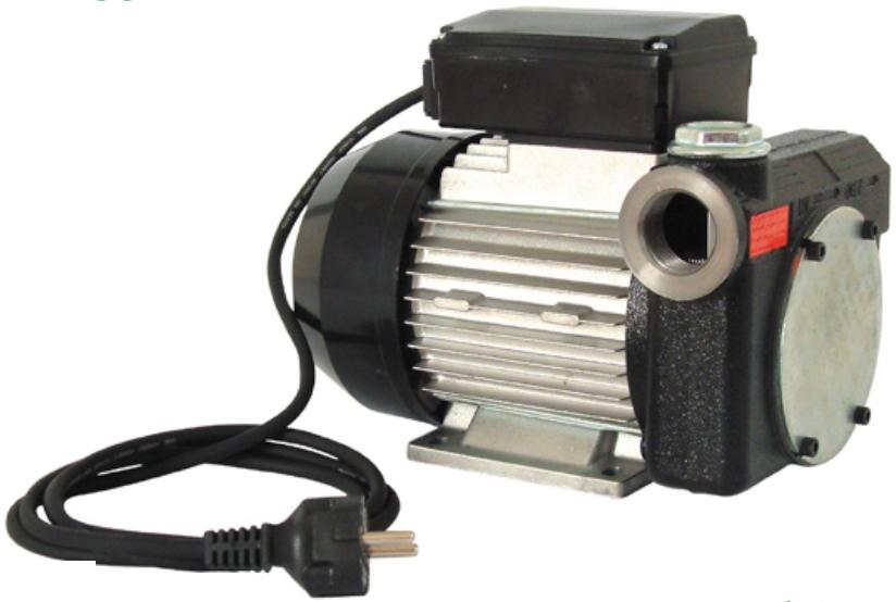 Насос для перекачки дизельного топлива PA-2-80