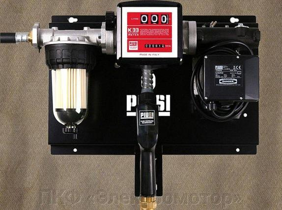 Заправочный модуль Piusi ST Panther 56 K33 A60 + Clear Captor, фото 2