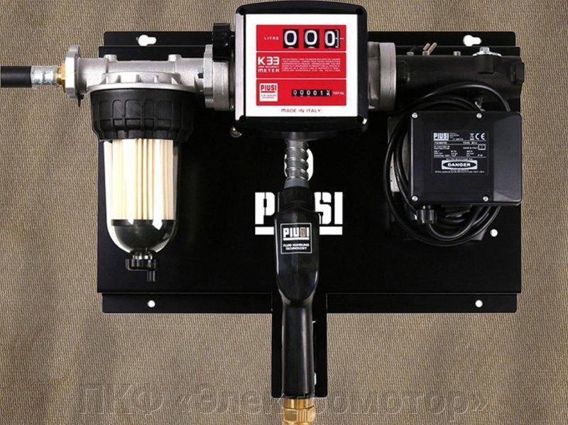 Заправочный модуль Piusi ST Panther 56 K33 A60 + Clear Captor