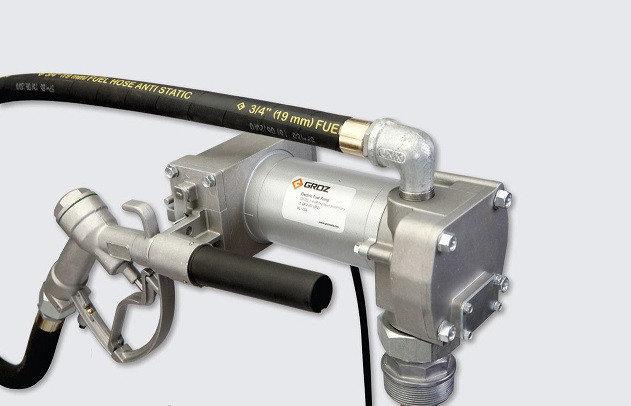 Насос для топлива Groz FPM/220, фото 2