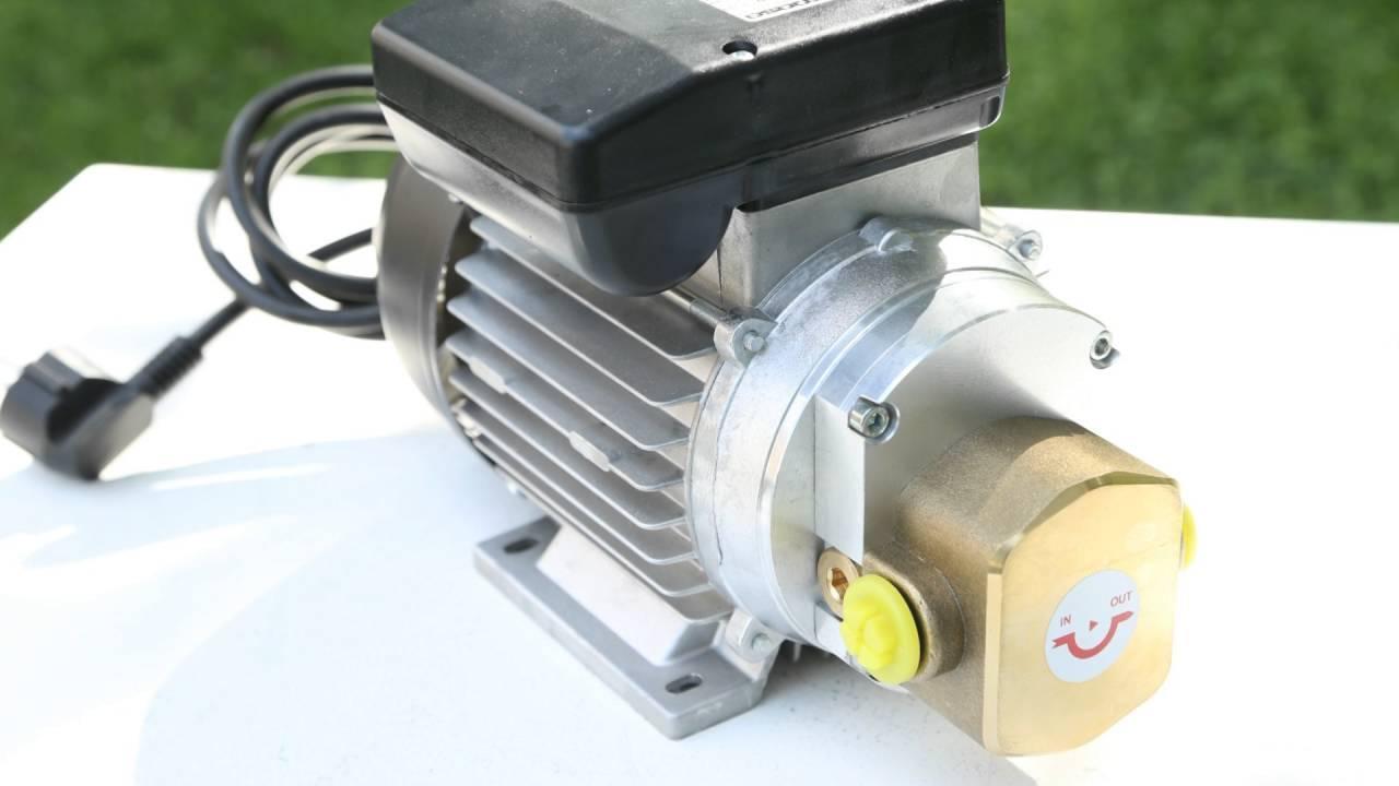 Насос Gespasa EA-88 для перекачки масла
