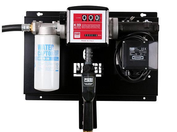 Мини заправка для дизельного топлива Piusi ST Panther 56 K33 A60 + Water Captor + донный фильтр, фото 2