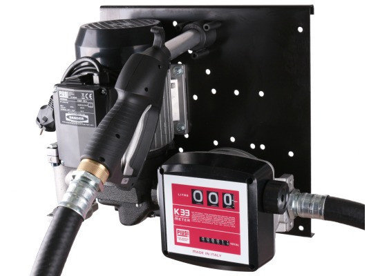 Топливороздаточная колонка для дизельного топлива Piusi ST E 80 K33 A80, фото 2