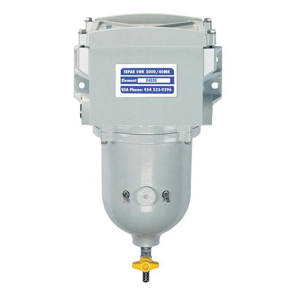 Топливный фильтр SEPAR 2000/40 МК