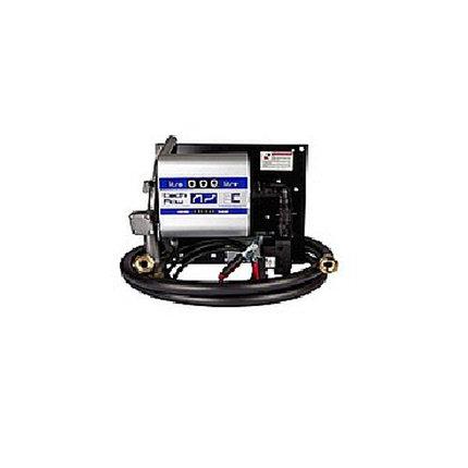 Топливораздаточная колонка Adam Pumps WALL TECH 12/24В-60, фото 2