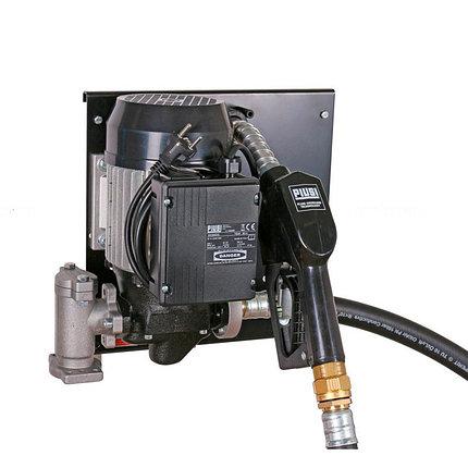 Мини заправка для дизельного топлива Piusi ST E 120 K33 A120, фото 2