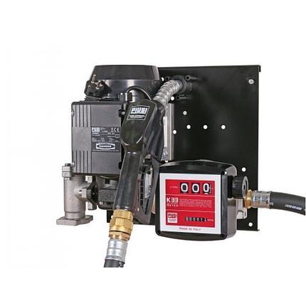 Мобильный топливо-заправочный модуль Piusi ST E 120 K33 A120 + Water Captor, фото 2