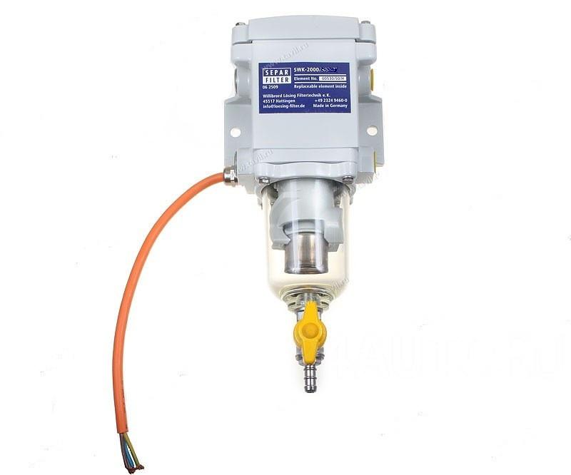 Топливный фильтр SEPAR 2000 с подогревом