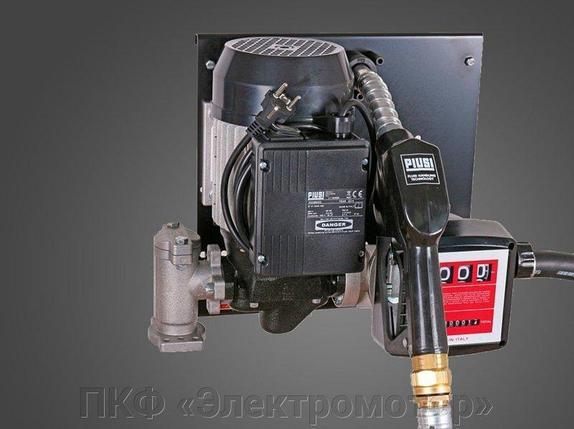Заправочный модуль Piusi ST E 120 K33 A120 + Water Captor + донный фильтр, фото 2