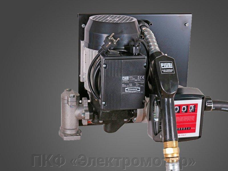Заправочный модуль Piusi ST E 120 K33 A120 + Water Captor + донный фильтр