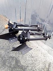 Плуг мотоблочный с опорным колесом Zirka-61 (длинный)