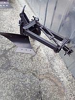 Плуг мотоблочный с опорным колесом Zirka-61 (короткий), фото 3