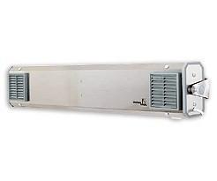 NBVE 110 S проточная бактерицидная лампа: без счетчика рабочего времени