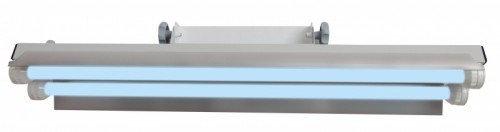 Промышленная бактерицидная лампа NBV 2x30 IP 65, фото 2
